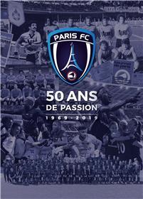 Paris FC 50 ans de Passion