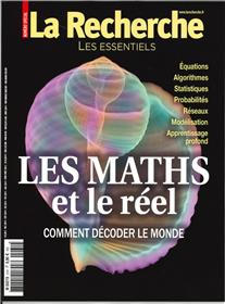 La Recherche HS N°31 Les maths et le réel  - septembre/octobre 2019