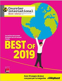 Courrier International HS N°74 Best of 2019 - décembre 2019