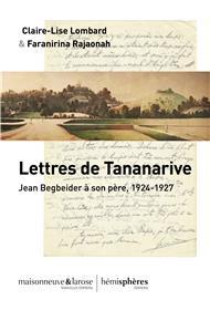 Lettres de Tananarive
