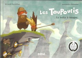 Les Toupouris - La boîte à images