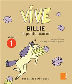 Vive - Billie la petite licorne