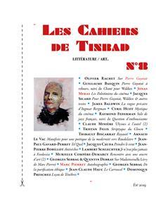 Les Cahiers de Tinbad n°8