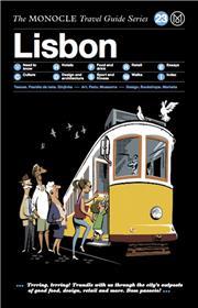 Monocle travel guide lisbon /anglais
