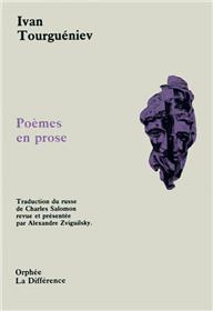 Senilia, poèmes en prose