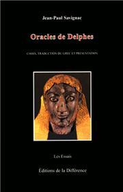 Oracles de Delphes. - Choix, traduction du grec et présentation
