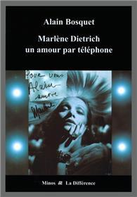 Marlene Dietrich un amour par téléphone