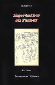 Improvisations sur Flaubert