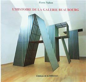 Histoire de la galerie Beaubourg (coffret 3 vol) 1936-2009