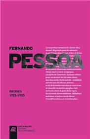 Proses - Volume II 1923-1935