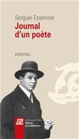Journal d´un poète
