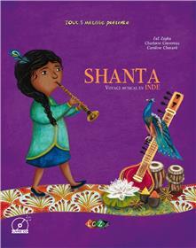 Shanta, voyage musical en Inde