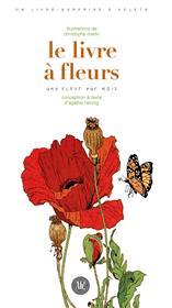 Le livre à fleurs