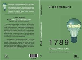 1789 La Révolution de france