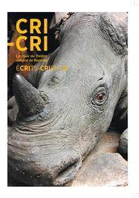 CRI-CRI écrit-criée numéro 2
