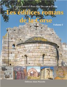 Les édifices romans de la Corse-vol 1
