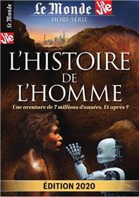 Le Monde/La Vie  Hs N°31 L´Histoire De L´Homme - janvier 2020