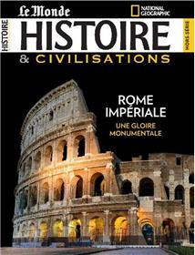 Histoire & civilisations HS N°8/9 Rome impériale - février 2020
