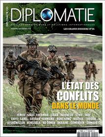 Diplomatie GD N°54  L'état des conflits dans le monde - décembre 2019 / janvier 2020