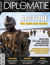 Diplomatie N°102 - Arctique -janvier/février 2020