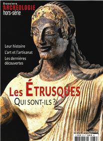 Dossier d´archéologie HS N°37 Les Etrusques - décembre 2019