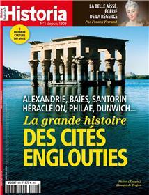 Historia mensuel N°879 La grande histoire des cités englouties - mars 2020
