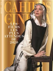 Cahiers du Cinéma N°762 Les films les plus attendus de 2020  - janvier 2020