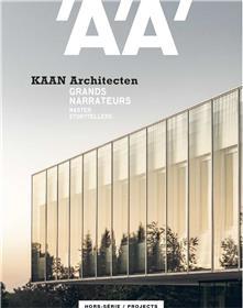 L´Architecture d´Aujourd´hui HS Projects KAAN Architecten - février 2020