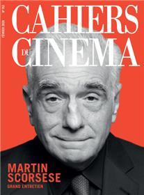 Cahiers du Cinéma Martin Scorsese  N°763 - février 2020