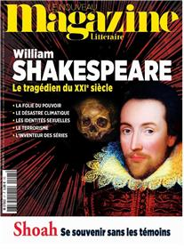 Le Nouveau Magazine Littéraire N°27 W. Shakespeare