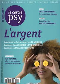Le Cercle Psy N°36  L´argent -mars/avril/mai 2020