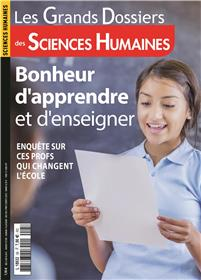 Sciences Humaines GD N°58 Bonheur d´apprendre et d´enseigner   - mars/avril/mai 2020