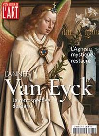 Dossier de l´Art N°276 Van Eyck  - février 2019