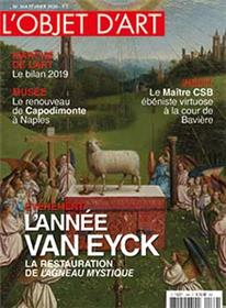 L´objet d´art N°564 Van Eyck - février 2020
