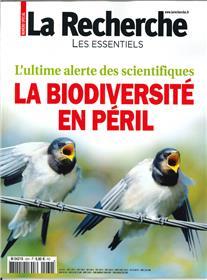 La Recherche HS N°32 La biodiversité en péril  - décembre 2019/ février 2020