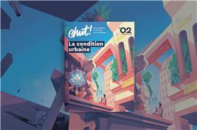 CHUT! N°2  La Condition urbaine - printemps  2020