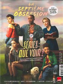 La Septième obsession N°27 Séries : que voir ?