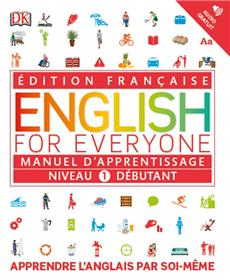 English for Everyone Manuel d´apprentissage Niveau 1 débutant