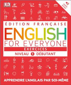 English for Everyone Exercices Niveau 1 débutant