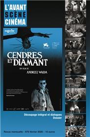 L´Avant-Scène Cinéma N°670 Cendres et diamant