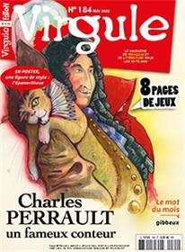 Virgule n° 184 Charles Perrault - mai 2020