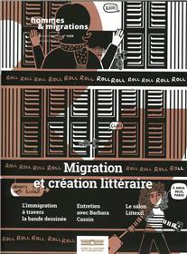 Hommes & Migrations N° 1329 Migration et création littéraire - Printemps 2020