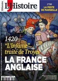 L´Histoire N°471  1420 : la France anglaise - mai 2020
