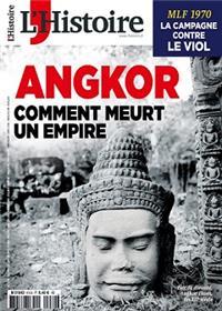L´Histoire N°470 Angkor : comment meurt un empire - avril  2020