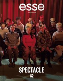 ESSE N° 82  Spectacle  esse82