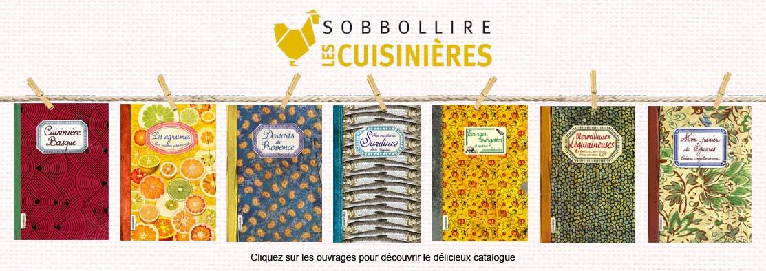 Les Cuisinières - Découvrez le délicieux catalogue